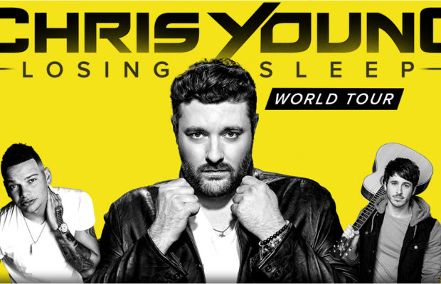 Chris Young At Volvo Car Stadium Sept 27 92 5 Kickin Country