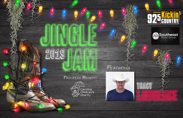 Christmas Jam 2019.Tickets On Sale Now Tracy Lawrence Plays Jingle Jam Dec